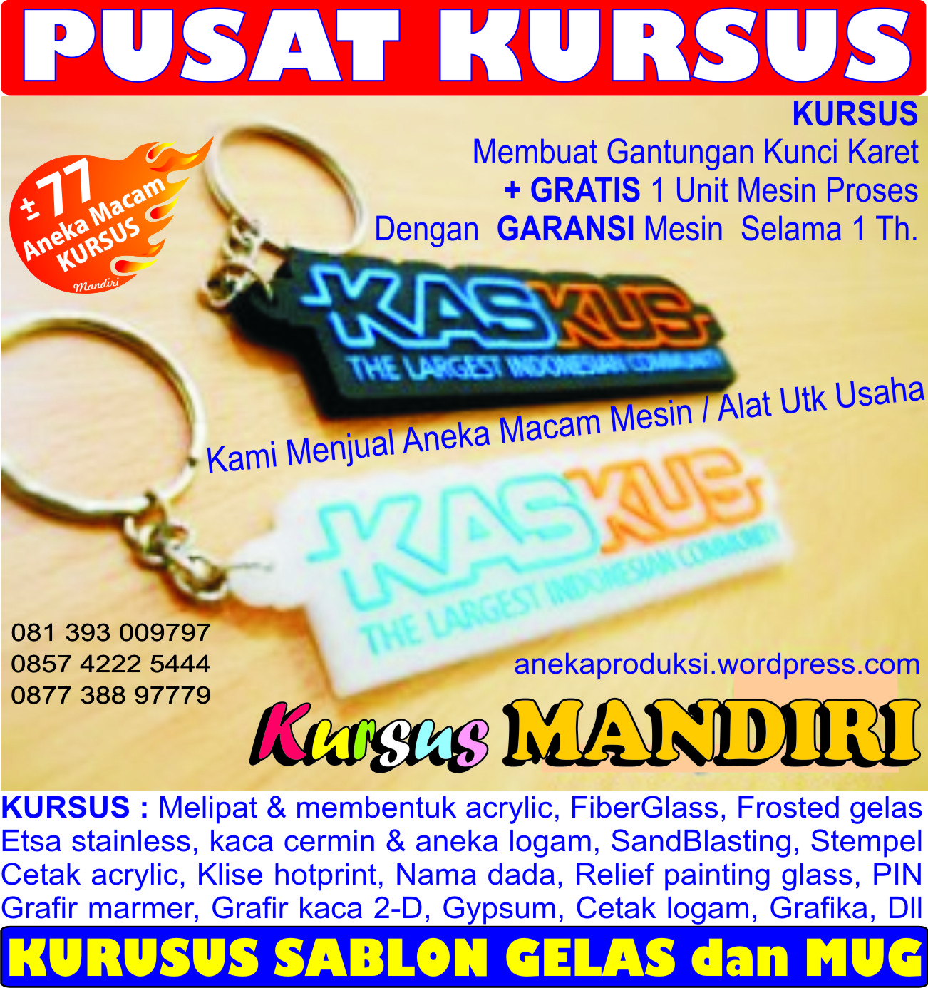 http   www.macam2kursus.wordpress.com   KAMI PUSAT KURSUS ANEKA ... 96ef56508a